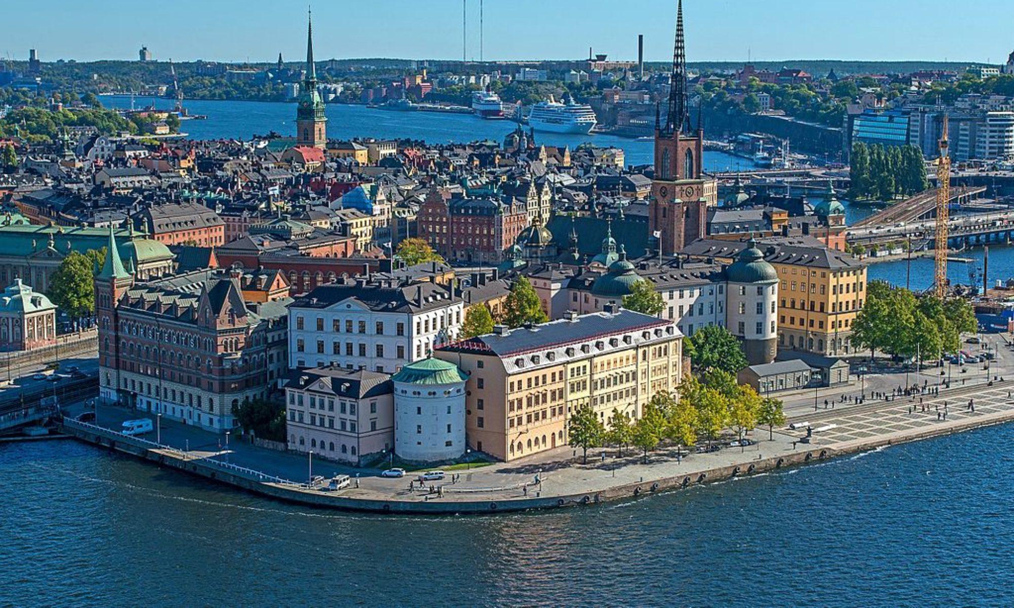 Przewodnik po Sztokholmie
